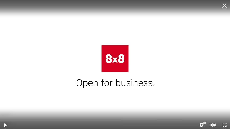 8x8 Desktop and Mobile App Video